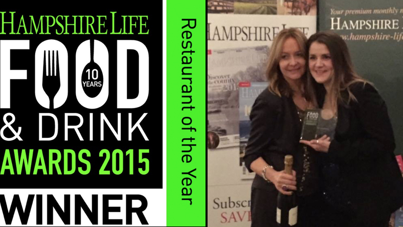Hampshire Life Winner