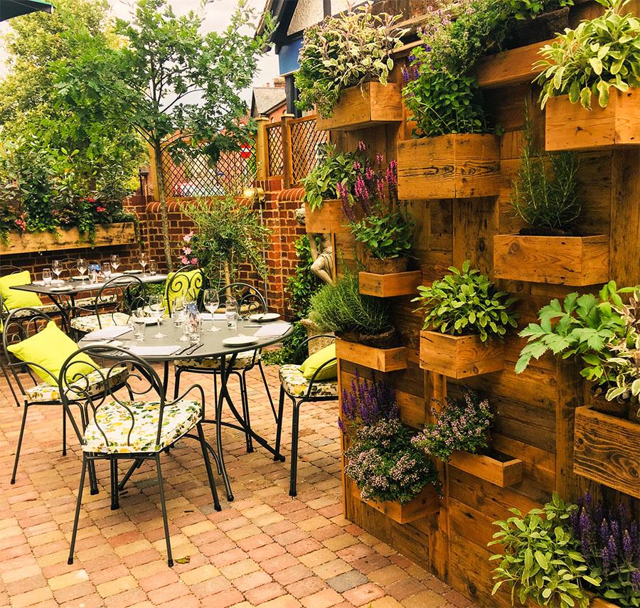The Chesil Garden
