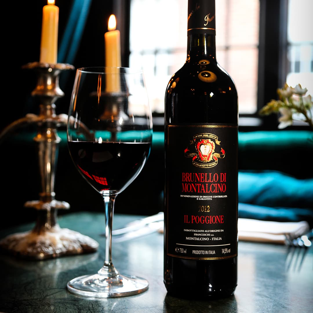 Brunello Bottle